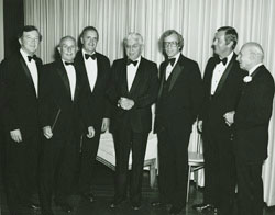1978 ceremony for the winner of the F.E. Seidman Distinguished Award in Political Economy